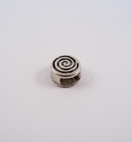 Abalorio 14517 de 6 mm.