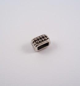 Abalorio 75374 de 6 mm.