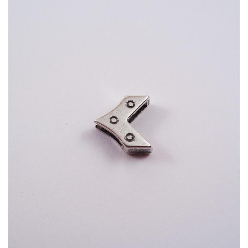 Abalorio 11529 de 10 mm.
