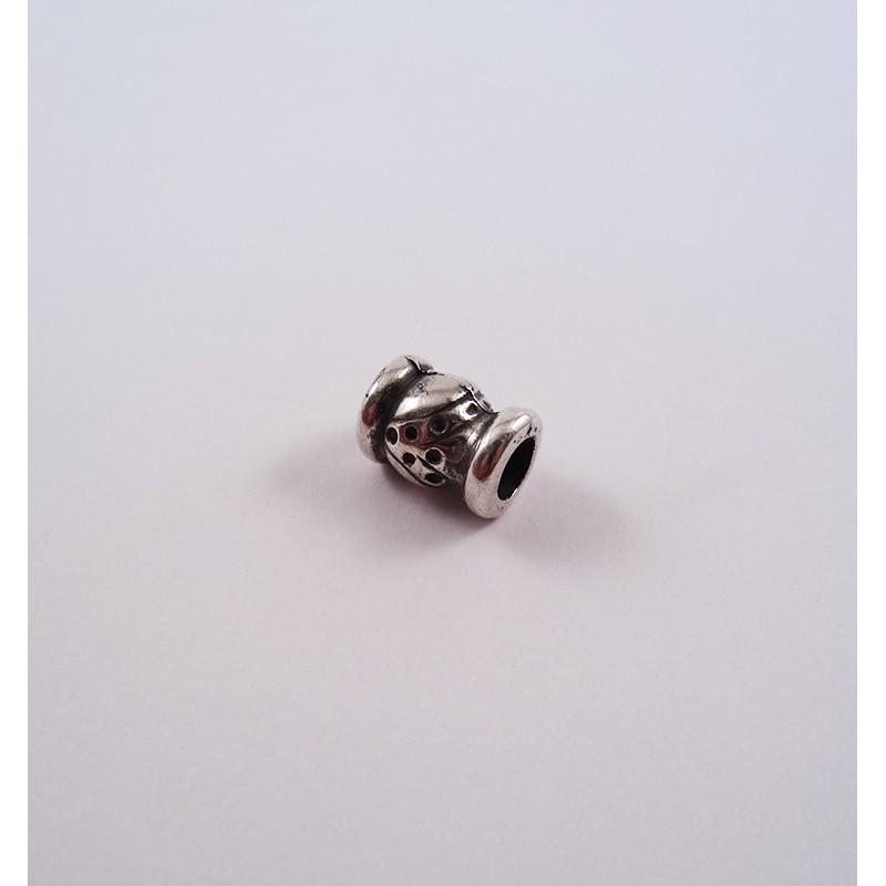 Adorno para cordón 6709-00 pase 6 mm.