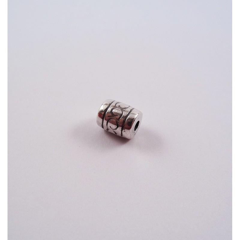 Adorno para cordón 75067-00 pase 2 mm.