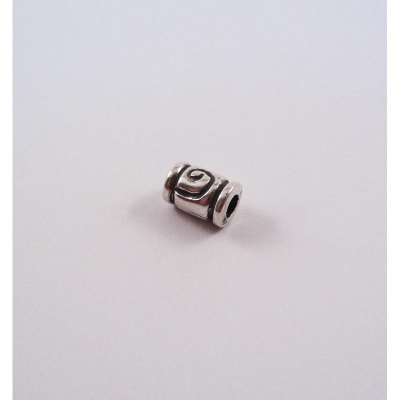 Adorno para cordón 75233-03 pase 3 mm.