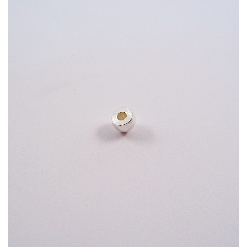 Adorno para cordón 76034-02 pase 2 mm.