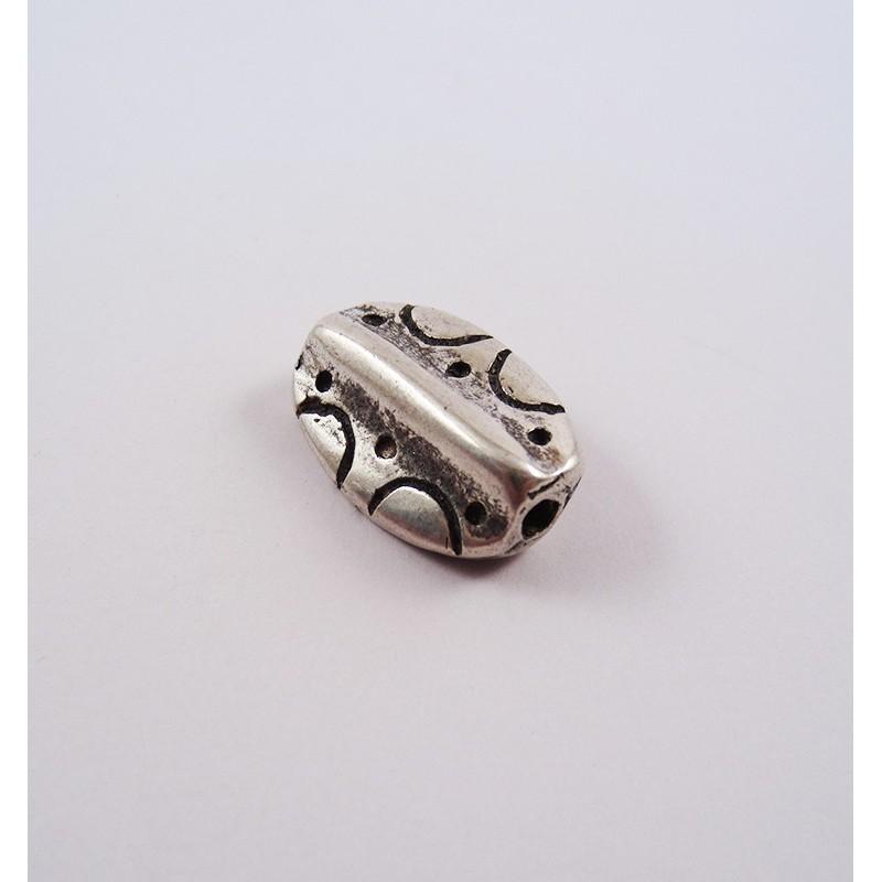 Adorno para cordón 76303-03 pase 3 mm.