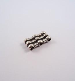 Adorno para cordón 10114-00 pase 4 mm.