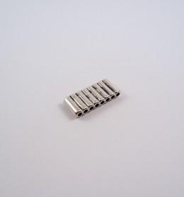 Adorno para cordón 75296-02 pase 2 mm.