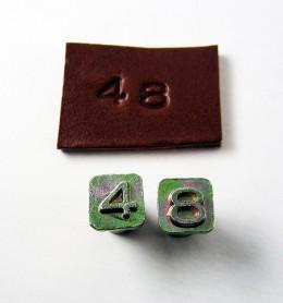Set de números