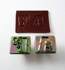 Alfabeto de ¾ 8131