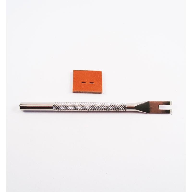 Tenedor del nº2 recto ancho