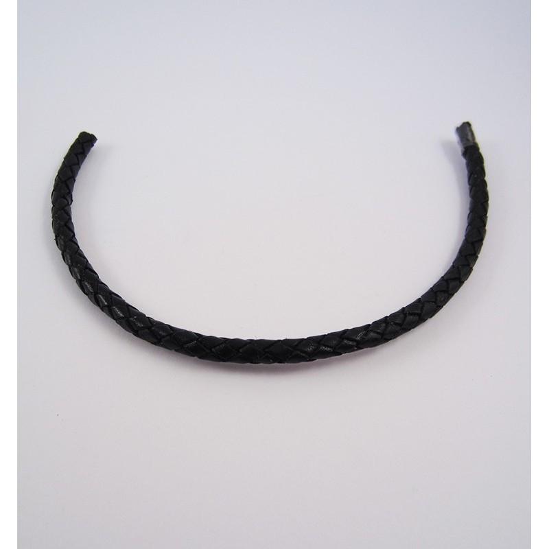 Metros de cordón trenzado de 5 mm.