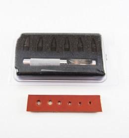 Sacabocados de golpe de 5 a 8 mm