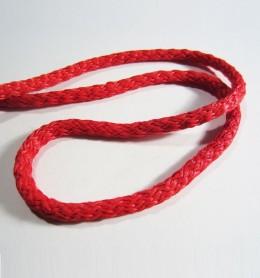 Cordón de nylon redondo trenzado 5 mm
