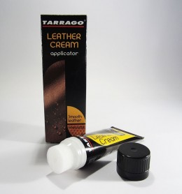 Leather cream con aplicador Tarrago 75 ml.