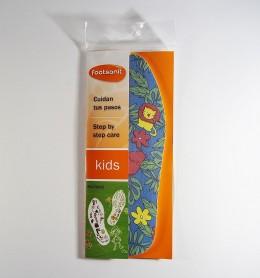 Plantillas para niños jungla Footsanit