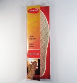 Plantillas recortables Thermic Footsanit