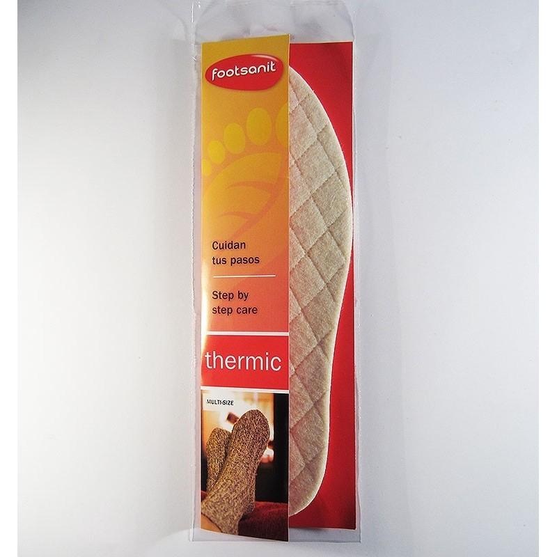 Plantillas recortables Thermic Footsanit