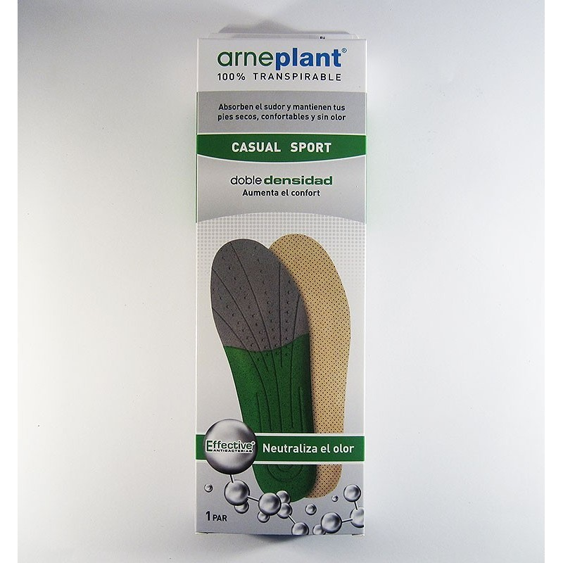 Plantillas casual sport Arneplant