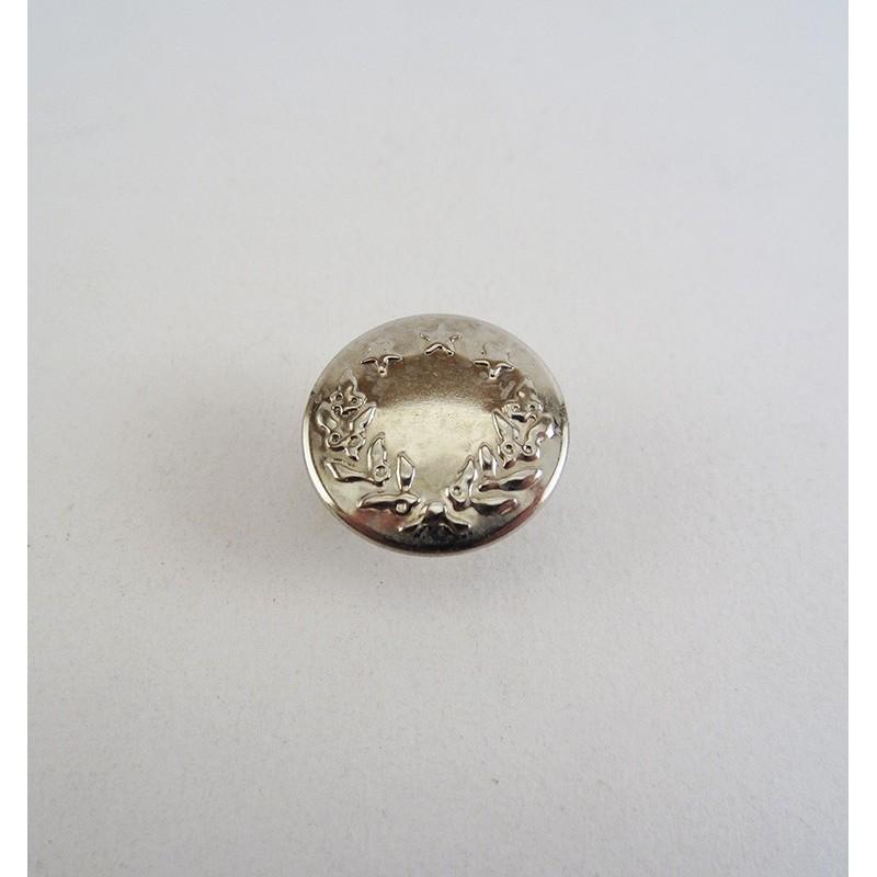 Botón vaquero movil 17 mm