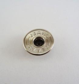 Botón Jeans Fix 20 mm