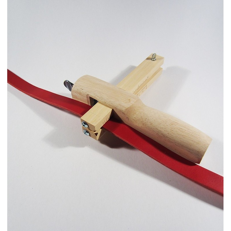 Corta tiras de madera